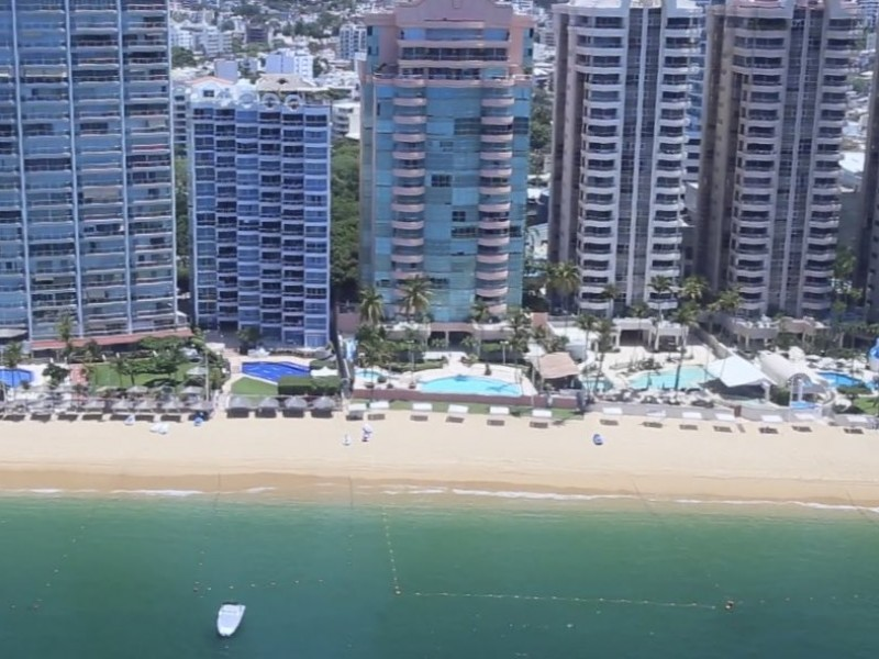 75 hoteles y 26 condominios cierran voluntariamente en Guerrero