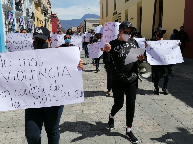 8 de marzo, estandarte de lucha ante violencia feminicida