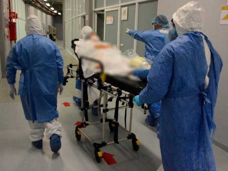 8 defunciones y 31 casos casos nuevos de COVID-19