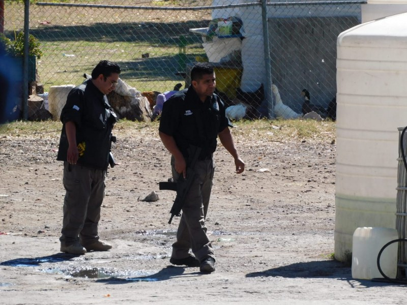 8 detenidos por lesiones dolosas