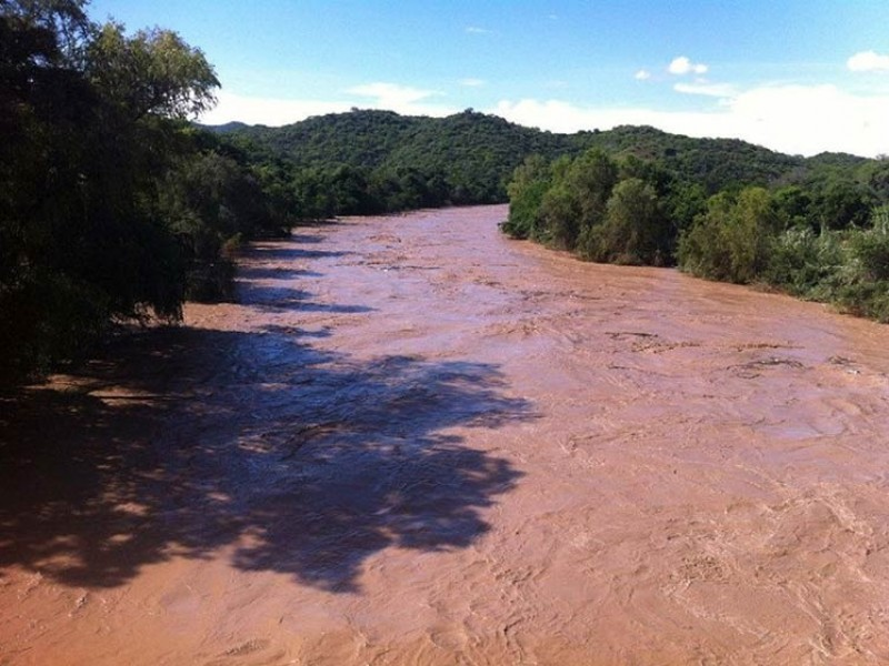 8 municipios fueron afectados por las fuertes lluvias