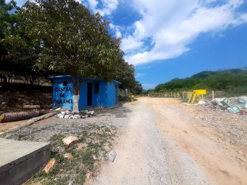 8 toneladas diarias se depositan en basurero de Salina Cruz