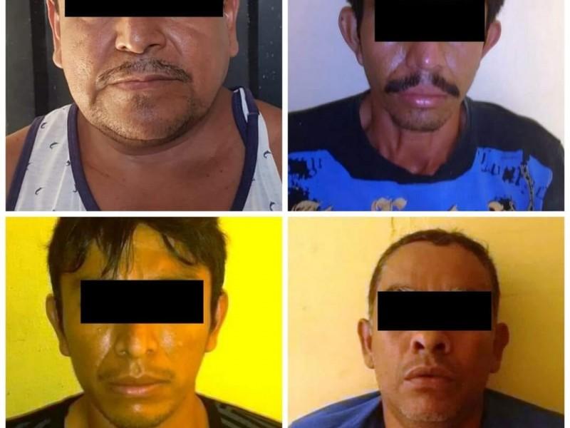 80 años de prisión a secuestradores