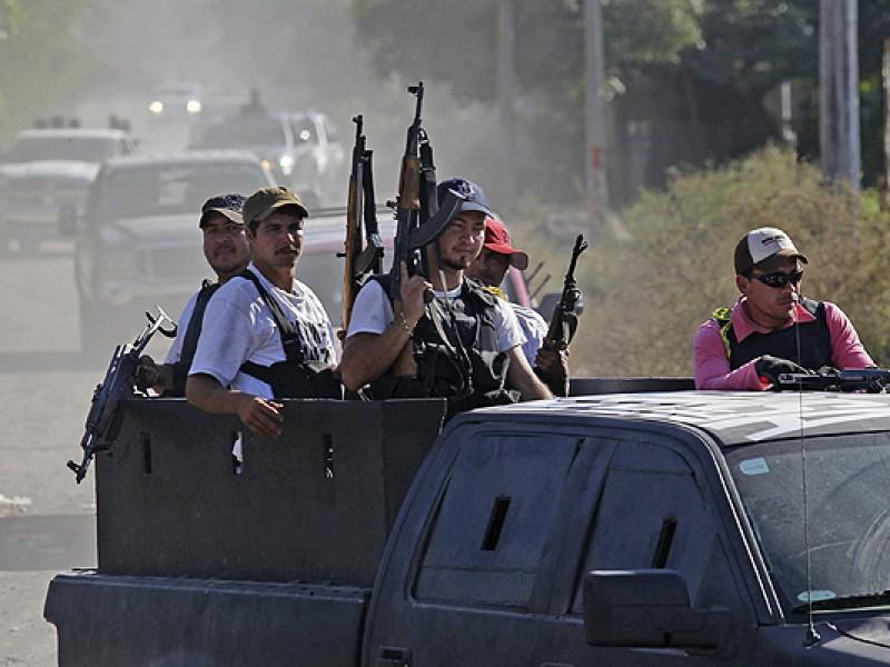 80% de desplazados a causa de grupos armados