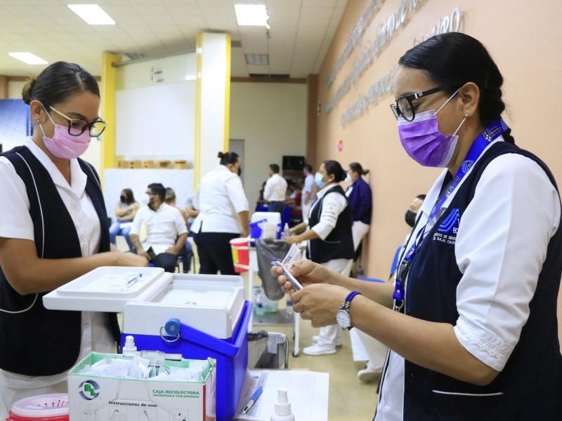 80% vacunados en la población mayor de 18 años: SSA