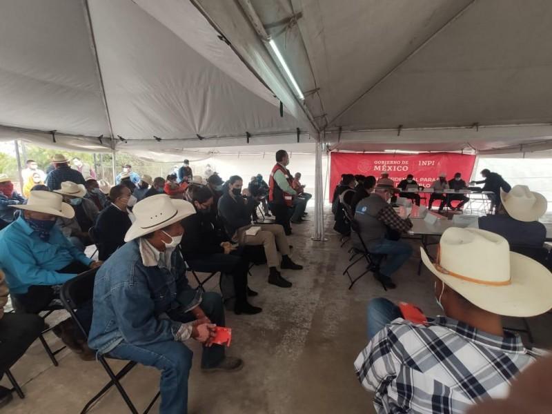 800 casos sospechosos en comunidades Yaquis, piden parar festejos