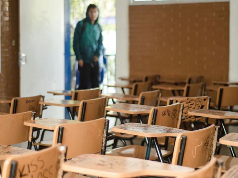 800 mil jóvenes podrían desertar de sus estudios por pandemia
