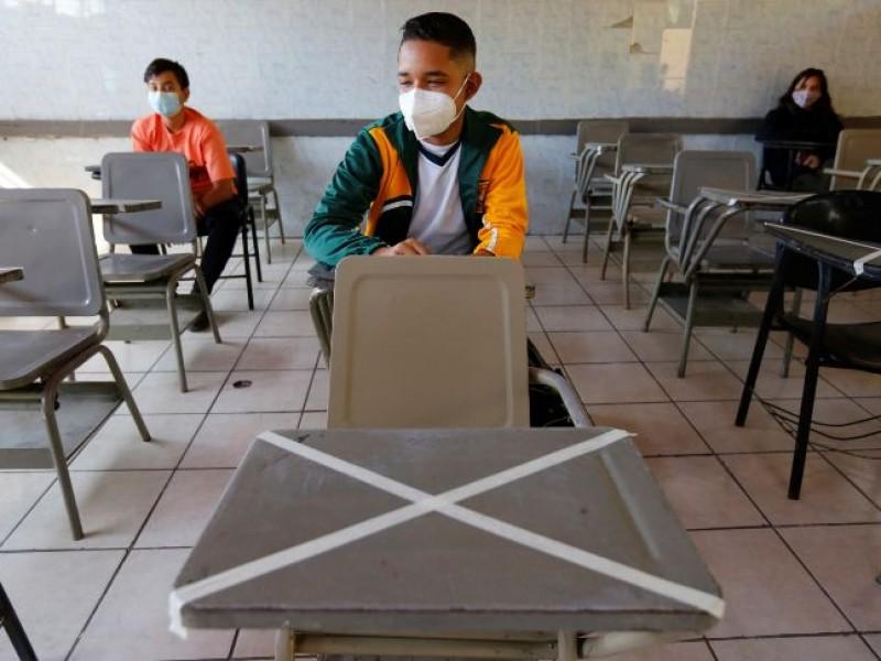 8,000 escuelas listas para el retorno a clases en Jalisco