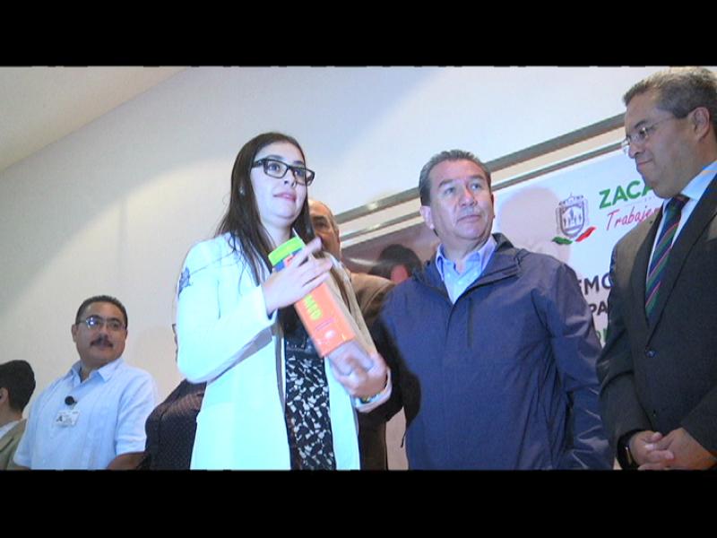 83 Médicos pasantes se distribuirán en Zacatecas