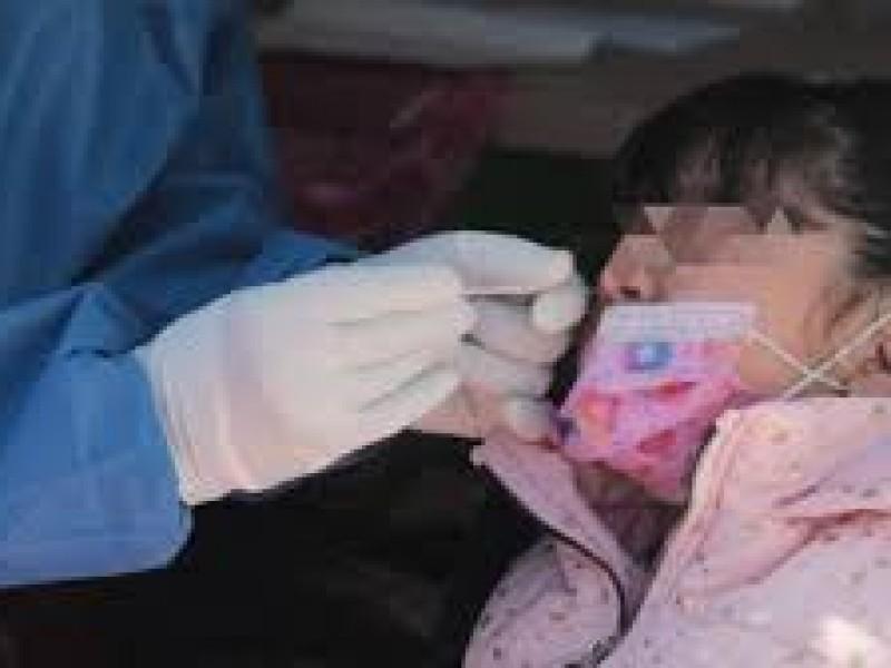 86 casos confirmados de COVID-19 en adolescentes y niños
