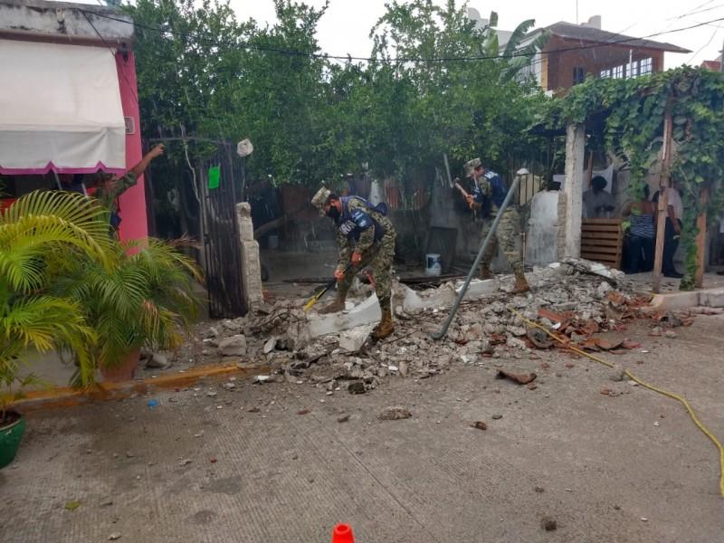 87 municipios en Emergencia y 157 en Desastre por sismo