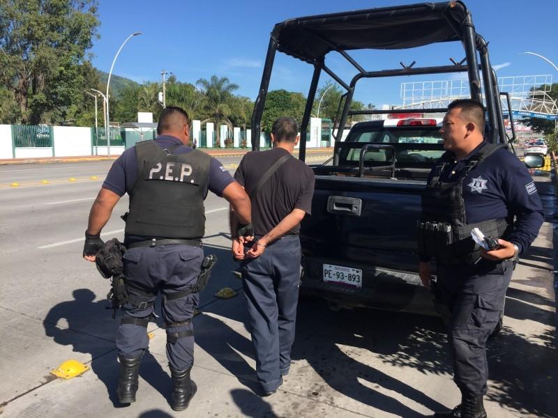 899 personas fueron detenidas en el mes de agosto