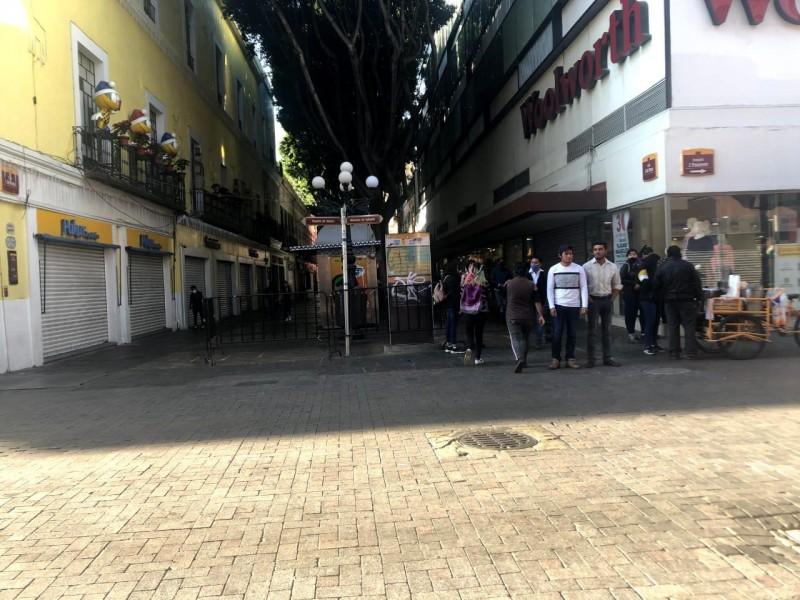 9 aseguramientos y 3 detenciones en Puebla Capital por incumplir