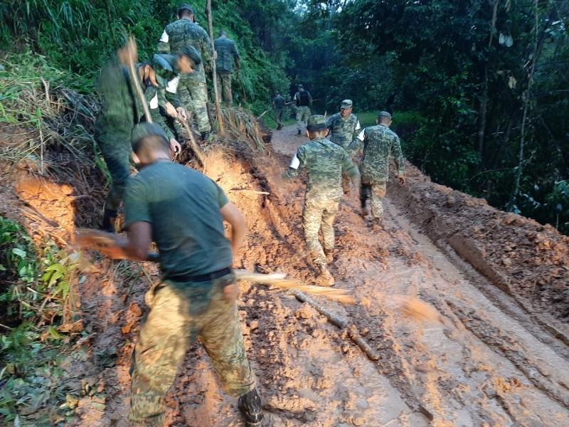 9 fallecidos por lluvias y deslaves en Oaxaca: CEPCO