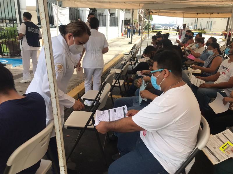 9 hospitales de Veracruz registran ocupación al 100 por ciento