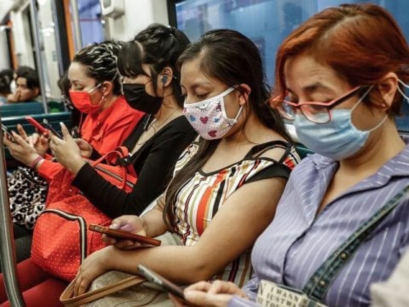 9 mil 319 nuevos contagios de Covid-19 en México