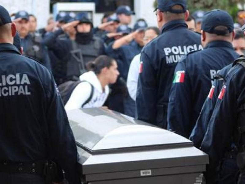 9 policías asesinados en 6 atentados en Zacatecas durante 2020