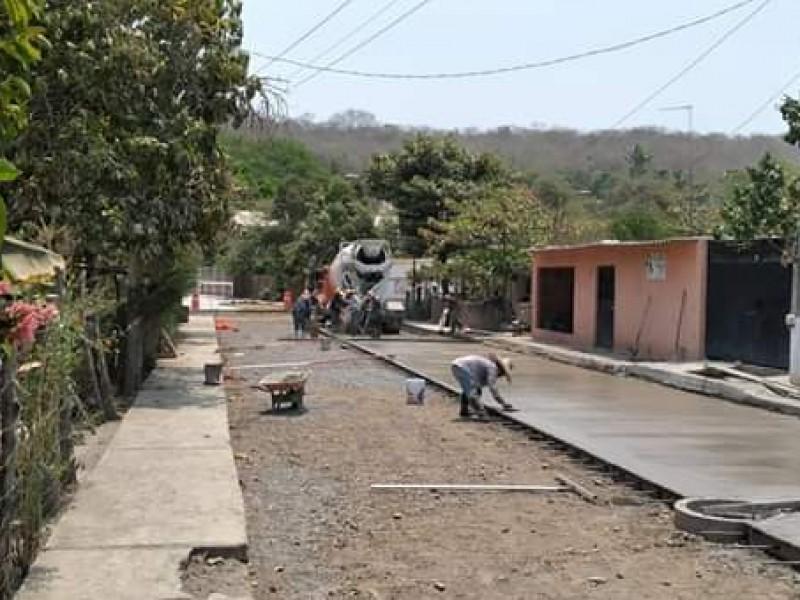 90% de avance obra que evitará inundaciones en Las Conchas