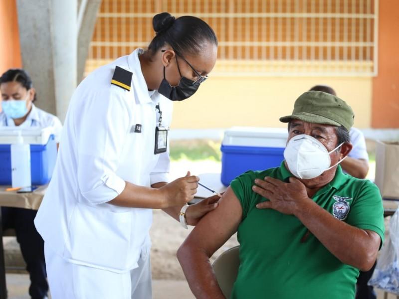90% de mayores de edad en Guaymas-Empalme han sido vacunados