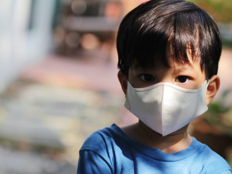 91 Niños zacatecanos han contraído COVID-19