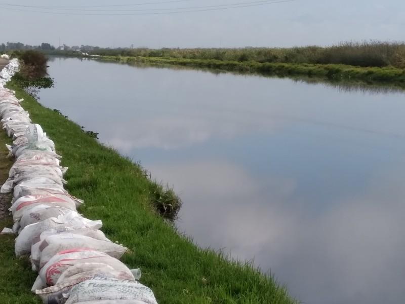 95% el nivel del Río Lerma  preocupación entre habitantes.