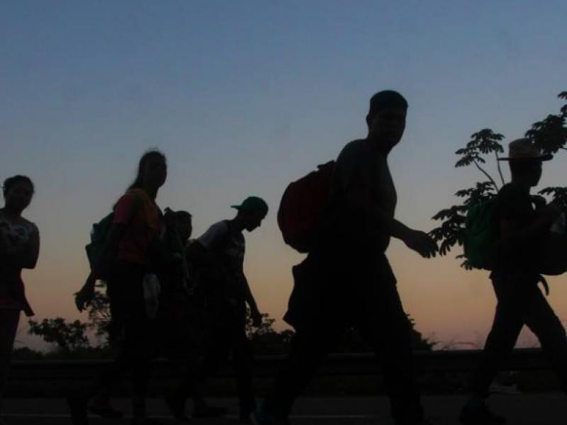 97% de mexicanos no son aceptados por asilopolitico