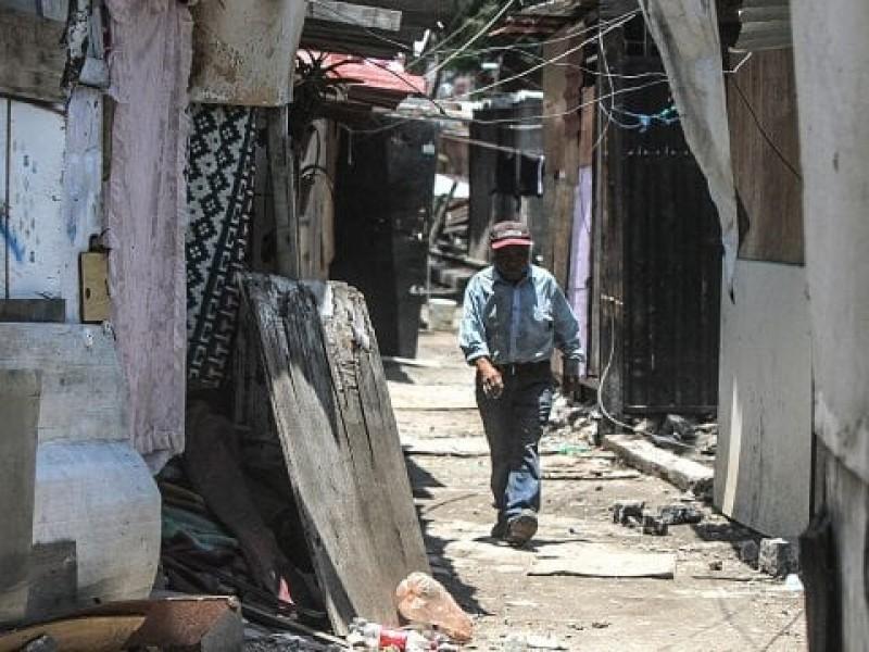 9.8 millones de nuevos pobres en México: Coneval