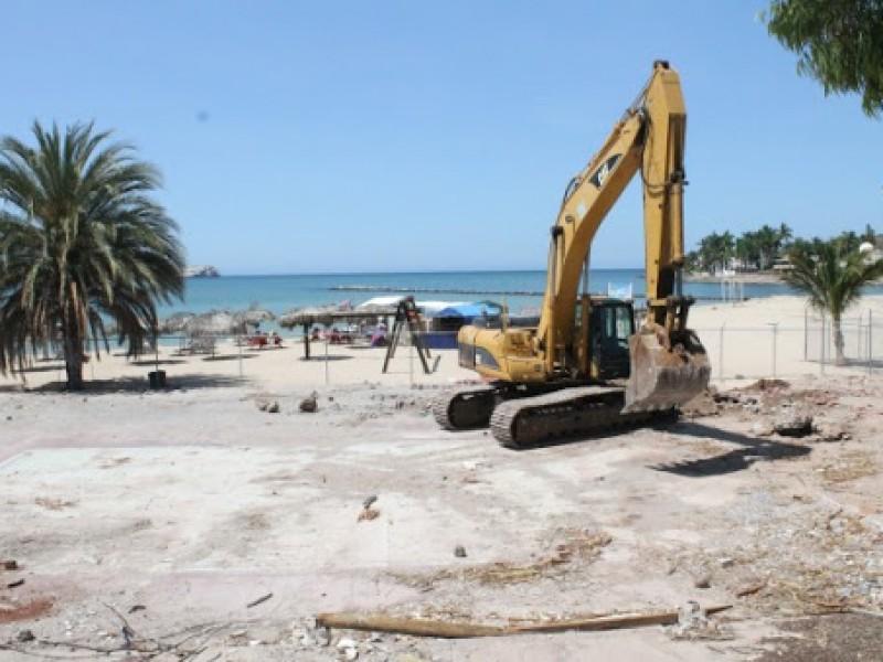 A 10 años obra de Miramar sigue inconclusa en Guaymas