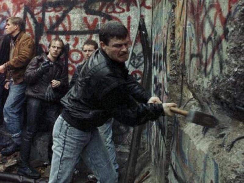 A 30 años del Muro de Berlín