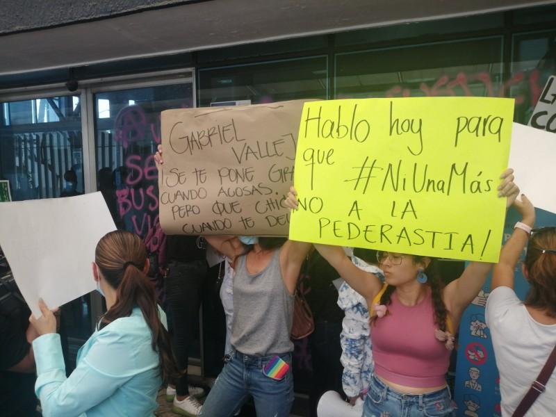 A 5 meses de impunidad, exigen detención de Gabriel Vallejo