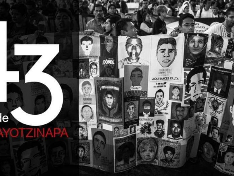A 6 años Normalistas de Ayotzinapa sin justicia