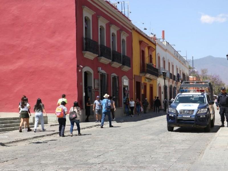 A destiempo semáforo naranja en Oaxaca; piden pruebas rápidas