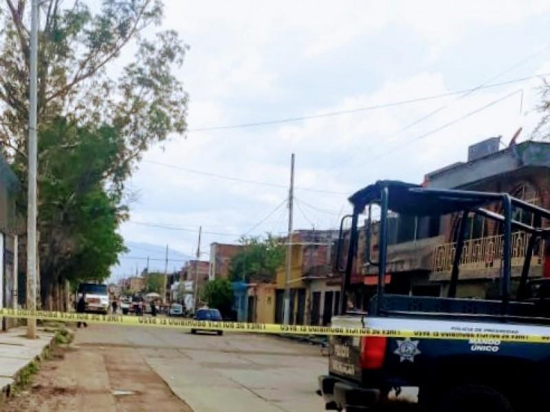 A la alza homicidios dolosos en Jacona
