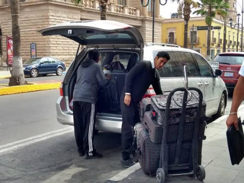 A la baja ocupación hotelera en Durango por pandemia