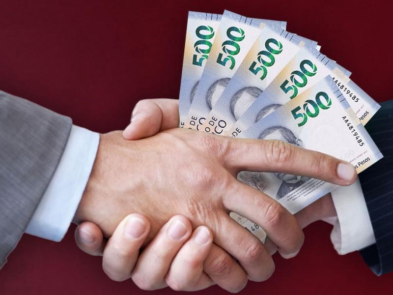 A la corrupción, 30% del ingreso público