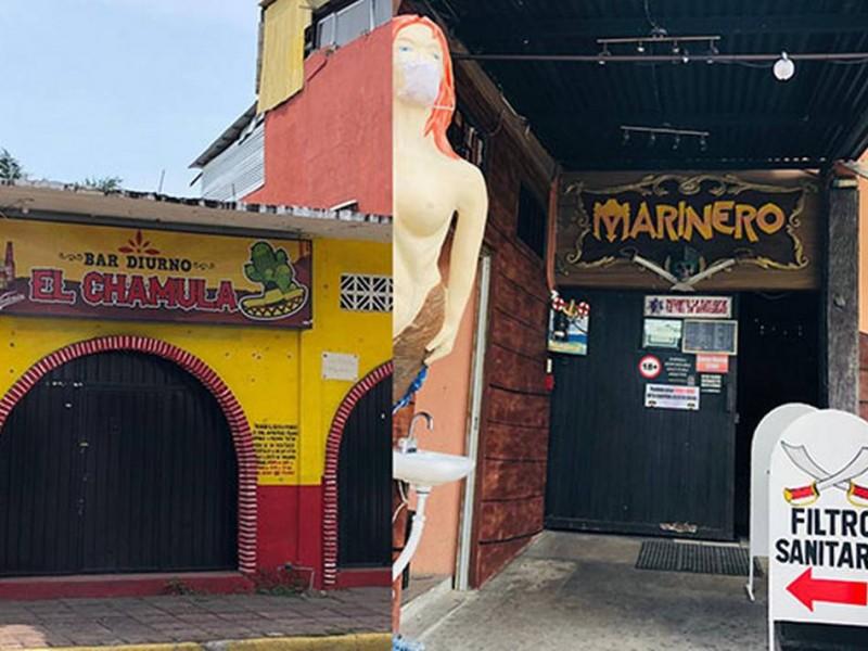 A la quiebra bares en Tapachula ante crisis económica
