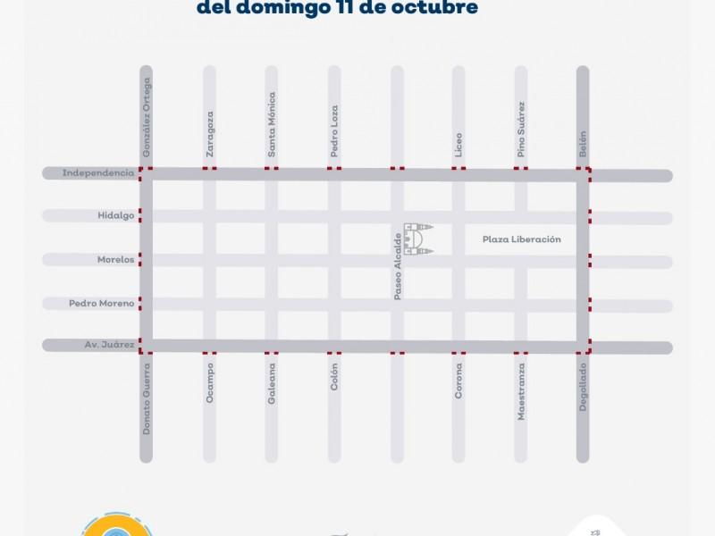 A las 14:00 harán cierres viales por Romería