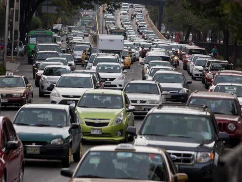 A las 18:00h, todos los vehículos podrán circular