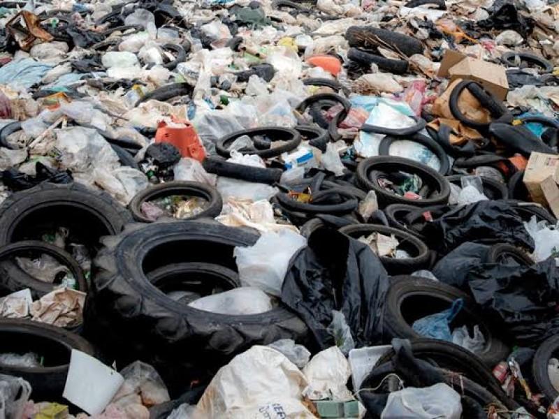 A medias manejo de basura en Jalisco