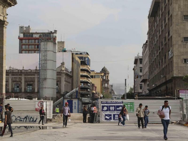 A partir de hoy cierres en Juárez y Paseo Alcalde