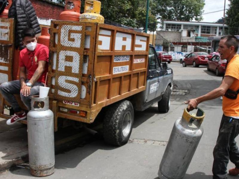 A partir de hoy, suben precios del gas LP