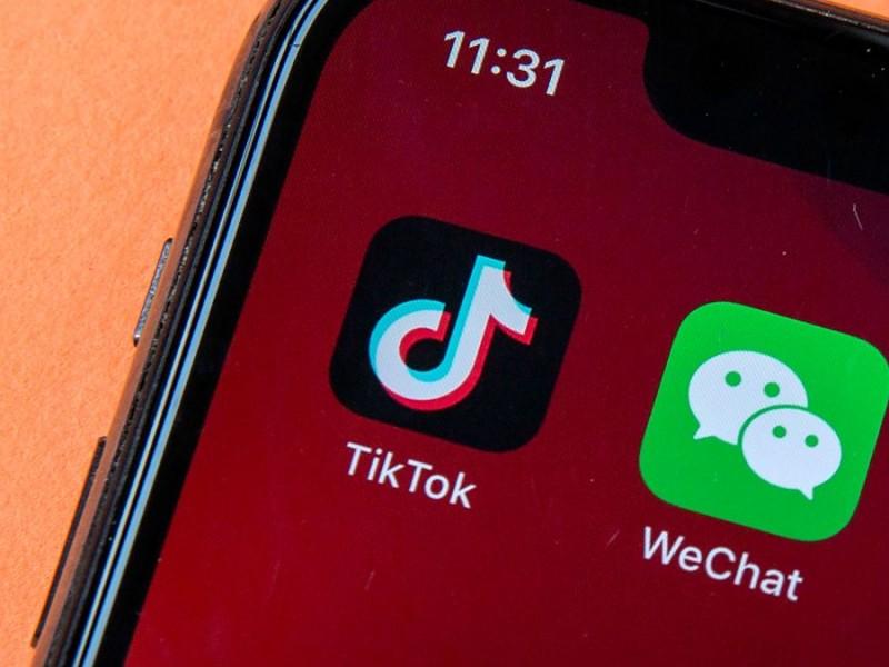 A partir del domingo, Estados Unidos prohíbe TikTok y WeChat