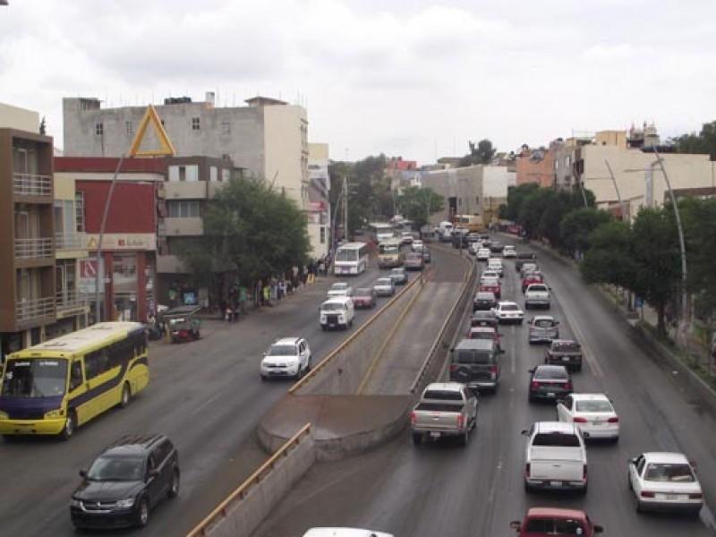 A pesar de #HoyNoCircula continúa alta movilidad en Zacatecas