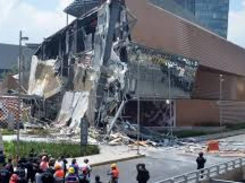 A proceso empresa implicada en derrumbe Plaza Artz