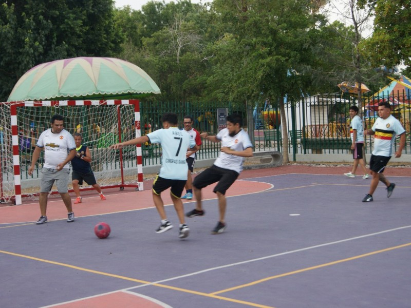 A punto de culminar el Mundialito Torreón