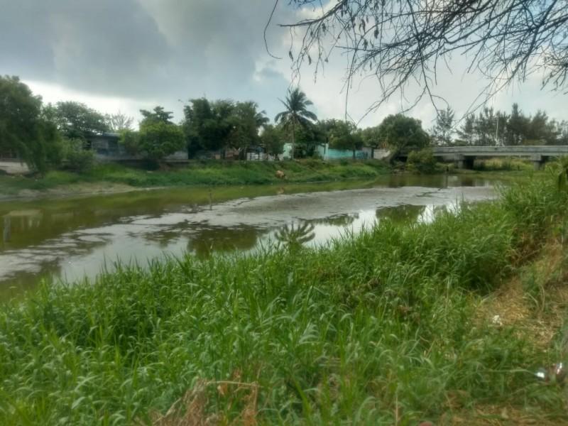 A punto de secarse una laguna más en Veracruz