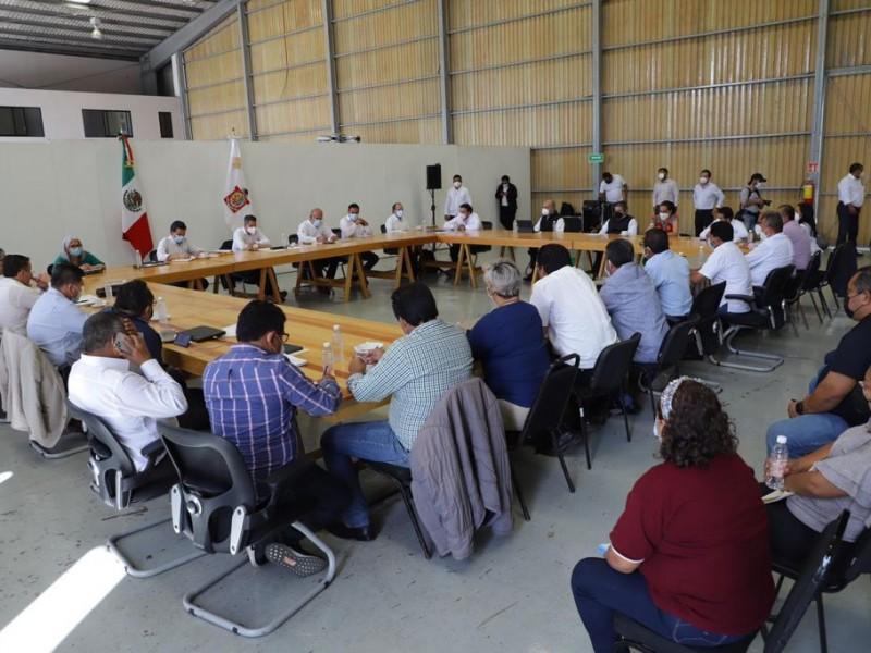 A revisión recontratación de personal sanitario en Oaxaca