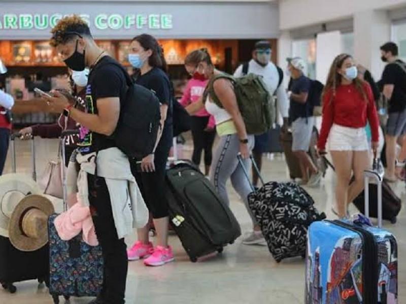 A un año de pandemia turismo internacional se redujo 17.4%