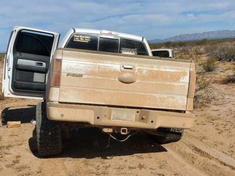 Abandonan a 8 migrantes indocumentados al oeste de Nogales, Arizona
