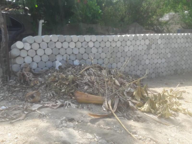 Habitantes de Santa Catarina se sienten en el abandono